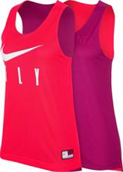 Nike Women's Swoosh Fly Reversible Basketball Jersey product image