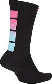 Nike Men's 2020-21 City Edition Miami Heat Elite Crew Socks product image