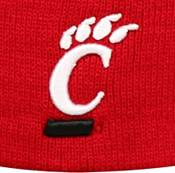Top of the World Men's Cincinnati Bearcats Red TOW Classic Knit Beanie product image