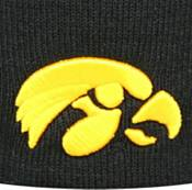 Top of the World Men's Iowa Hawkeyes Black TOW Classic Knit Beanie product image