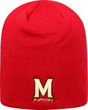 Top of the World Men's Maryland Terrapins Red TOW Classic Knit Beanie product image