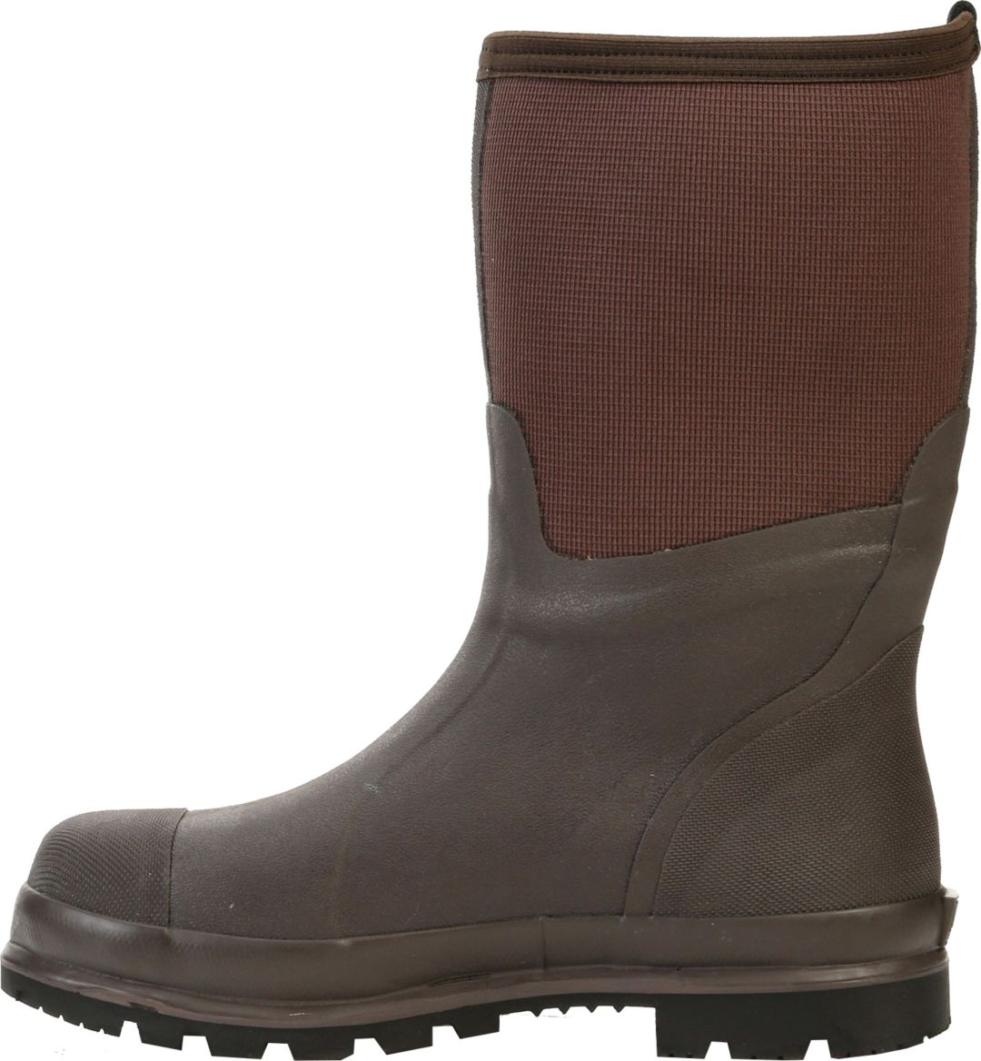 b28f972fbc7 Muck Boots Men's Chore Cool Mid Work Boots
