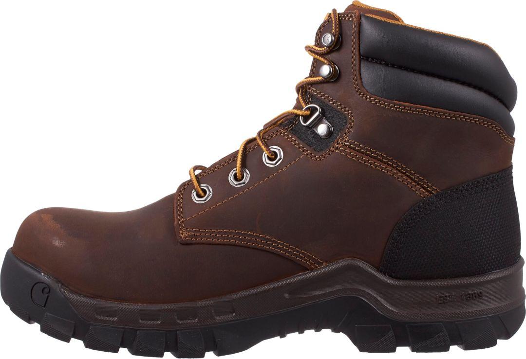 47d850e4c34 Carhartt Men's Rugged Flex 6'' Composite Toe Work Boots
