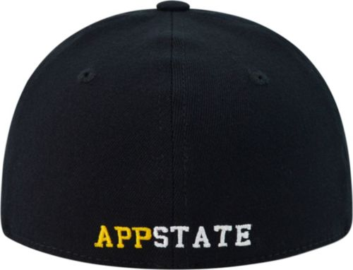 02ff8d2ac260e Top of the World Men s Appalachian State Mountaineers Black Premium ...