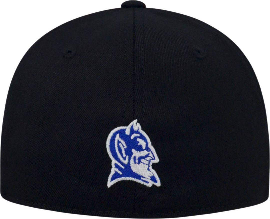purchase cheap fc11b 64492 Top of the World Men s Duke Blue Devils Black Premium Collection M-Fit Hat