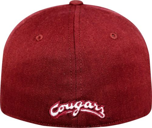 best website 10fa7 c2fe0 Top of the World Men s Washington State Cougars Crimson Premium Collection M -Fit Hat. noImageFound. Previous. 1. 2