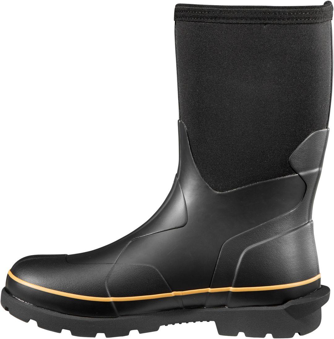 a8cf3849031 Carhartt Men's 10'' Rubber Boots