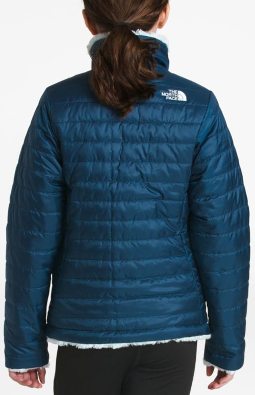5d9c3101a546d The North Face Girls  Reversible Mossbud Swirl Insulated Jacket ...