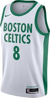 Nike Men's 2020-21 City Edition Boston Celtics Kemba Walker #8 Dri-FIT Swingman Jersey product image