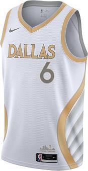 Nike Men's 2020-21 City Edition Dallas Mavericks Kristaps Porzingis #6 Dri-FIT Swingman Jersey product image