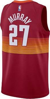 Nike Men's 2020-21 City Edition Denver Nuggets Jamal Murray #27 Dri-FIT Swingman Jersey product image