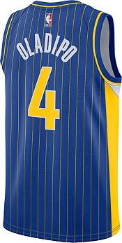 Nike Men's 2020-21 City Edition Indiana Pacers Victor Oladipo #4 Dri-FIT Swingman Jersey product image