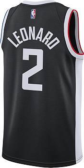 Nike Men's 2020-21 City Edition Los Angeles Clippers Kawhi Leonard #2 Dri-FIT Swingman Jersey product image