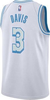 Nike Men's 2020-21 City Edition Los Angeles Lakers Anthony Davis #3 Dri-FIT Swingman Jersey product image