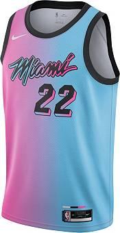 Nike Men's 2020-21 City Edition Miami Heat Jimmy Butler #22 Dri-FIT Swingman Jersey product image