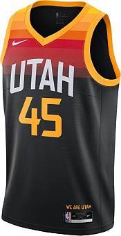 Nike Men's 2020-21 City Edition Utah Jazz Donovan Mitchell #45 Dri-FIT Swingman Jersey product image
