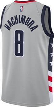 Nike Men's 2020-21 City Edition Washington Wizards Rui Hachimura #8 Dri-FIT Swingman Jersey product image