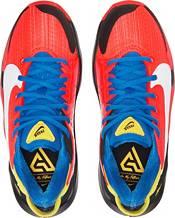 Nike Kids' Grade School Zoom Freak 2 Basketball Shoes product image
