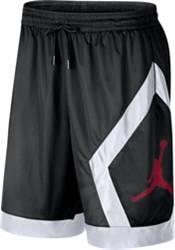 Jordan Men's Oklahoma Sooners Dri-FIT Knit Black Shorts product image