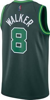 Nike Men's Boston Celtics 2021 Earned Edition Kemba Walker Dri-FIT Swingman Jersey product image