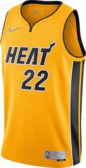 Nike Men's Miami Heat 2021 Earned Edition Jimmy Butler  Dri-FIT Swingman Jersey product image