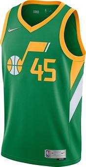 Nike Men's Utah Jazz 2021 Earned Edition Donovan Mitchell  Dri-FIT Swingman Jersey product image