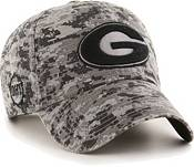 '47 Men's Georgia Camo OHT Clean Up Adjustable Hat product image
