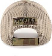 '47 Men's New Mexico Lobos Camo OHT Thompson MVP Adjustable Hat product image