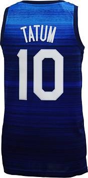 Nike Men's USA Basketball Olympics Jayson Tatum #10 Navy Jersey product image