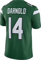 Nike Men's New York Jets Sam Darnold #14 100th Green Limited Jersey product image