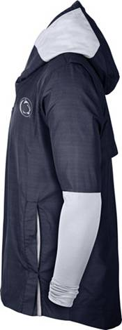 Nike Men's Penn State Nittany Lions Navy Lightweight Football Sideline Player's Jacket product image