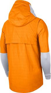 Nike Men's Tennessee Volunteers Tennessee Orange Lightweight Player Quarter-Zip Jacket product image