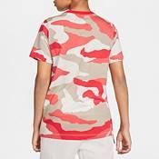 Nike Boys' Sportswear All Over Print Camo T-Shirt product image