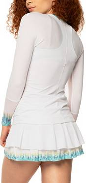 Lucky In Love Women's Let It Be Long Sleeve Tennis Shirt product image
