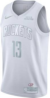 Nike Men's Houston Rockets James Harden #13 White MVP Dri-FIT Swingman Jersey product image