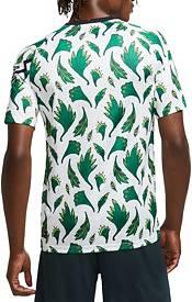 Nike Men's Nigeria White Prematch Jersey product image
