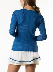 Lucky in Love Women's Axis Max Out Long Sleeve Tennis T-Shirt product image