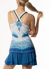 Lucky in Love Women's Axis Point Bralette Tennis Cami product image