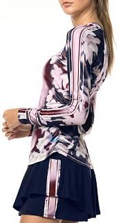 Lucky in Love Women's Lush Daze Long Sleeve Tennis T-Shirt product image