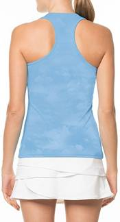 Lucky In Love Women's V-Neck Tennis Tank Top product image