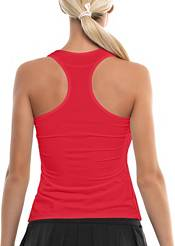 Lucky In Love Women's Racerback Tennis Tank Top product image
