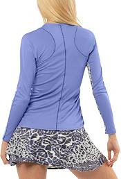 Lucky in Love Women's Level Up Long Sleeve Tennis Top product image