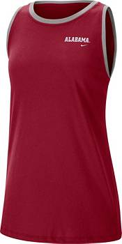 Nike Women's Alabama Crimson Tide Crimson Dri-FIT Tomboy Tank Top product image