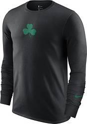 Nike Men's 2020-21 City Edition Boston Celtics Courtside Long Sleeve T-Shirt product image