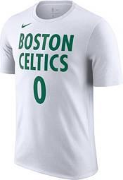 Nike Men's 2020-21 City Edition Boston Celtics Jayson Tatum #0 Cotton T-Shirt product image