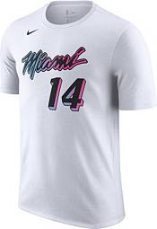 Nike Men's 2020-21 City Edition Miami Heat Tyler Herro #14 Cotton T-Shirt product image