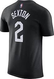 Nike Men's 2020-21 City Edition Cleveland Cavaliers Collin Sexton #2 Cotton T-Shirt product image
