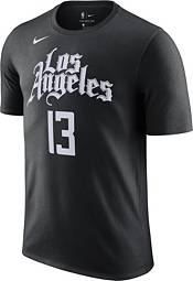 Nike Men's 2020-21 City Edition Los Angeles Clippers Paul George #13 Cotton T-Shirt product image