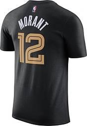 Nike Men's 2020-21 City Edition Memphis Grizzlies Ja Morant #12 Cotton T-Shirt product image