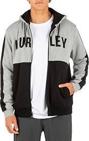Hurley Men's Range Sherpa Fleece Full Zip Hoodie product image